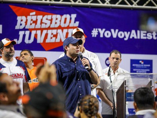 Carrizo: deporte, educación y cultura mejoran vida de panameños