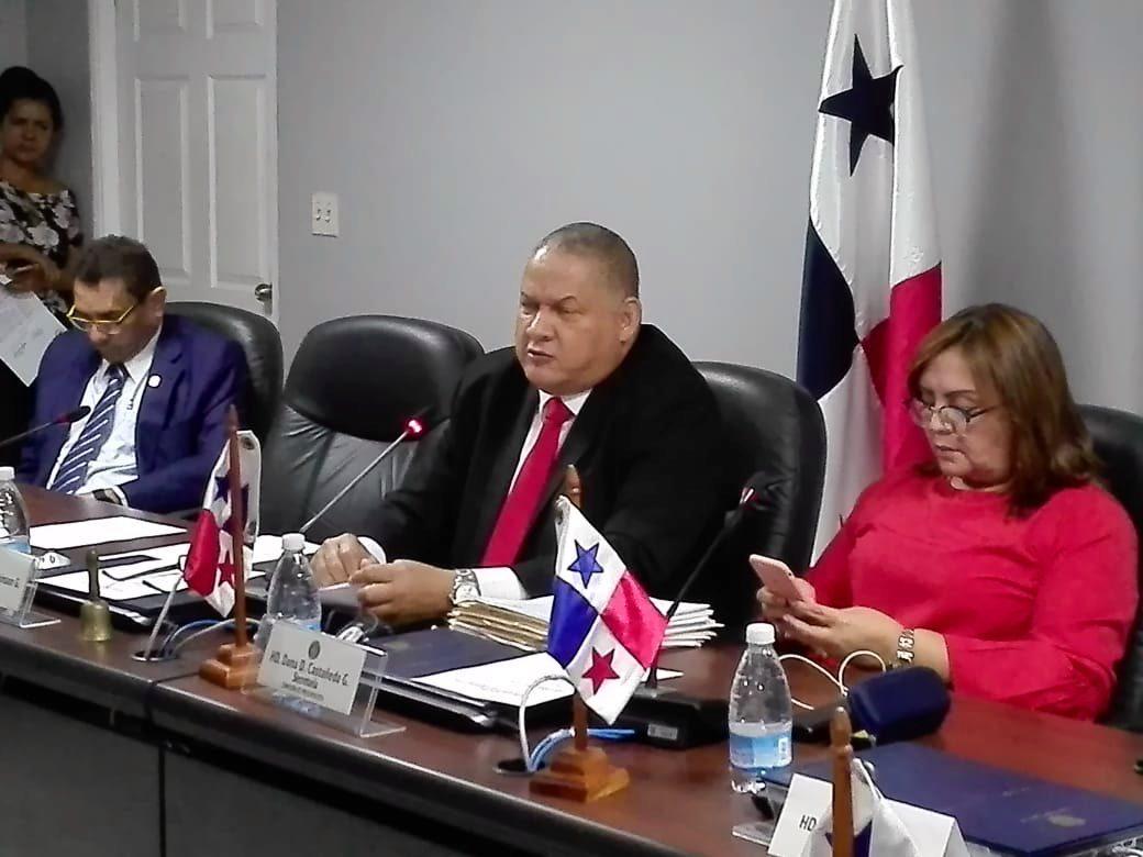 Diputado Benicio Robinson objeta designaciones del presidente Cortizo