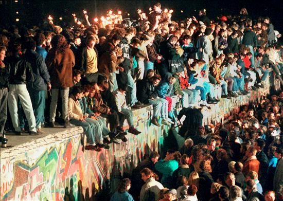 El espíritu que derribó el Muro de Berlín sigue vivo