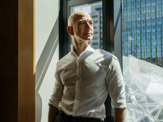 Jeff Bezos, el hombre de los tabloides