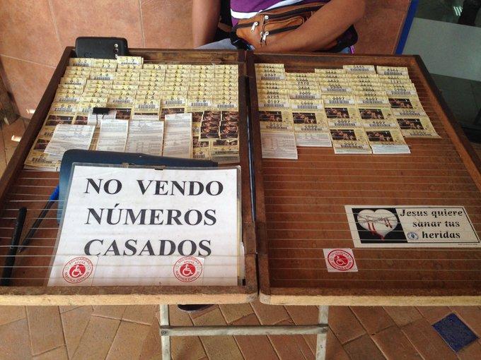 Lotería Nacional publica a medias la lista de dueños de libretas
