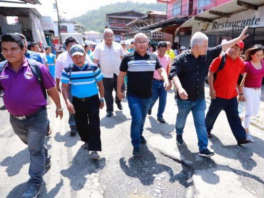 Blandón finaliza gira de consultas para reformar estatutos panameñistas