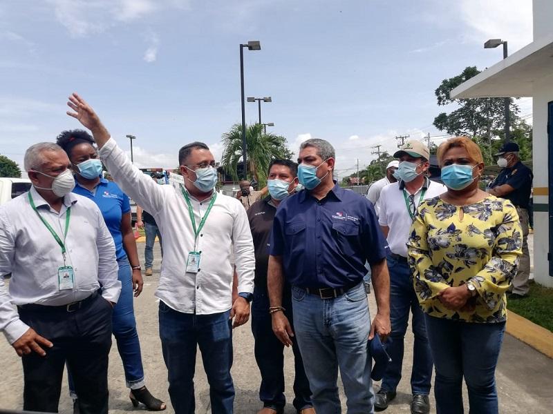 Autoridades de Salud verifican avance de Bocas del Toro en la lucha contra el Covid-19