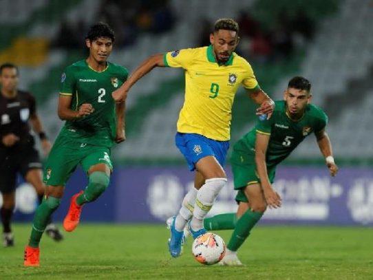 Brasil recibirá a Bolivia el 9 de octubre en Sao Paulo en inicio de eliminatorias