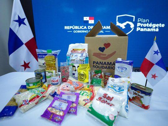 Gobierno entregará más bolsas del Plan Panamá Solidario durante la crisis por coronavirus