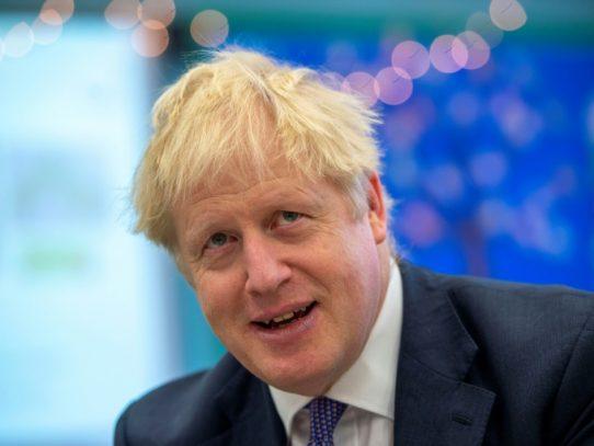 Boris Johnson y su prometida han tenido un hijo