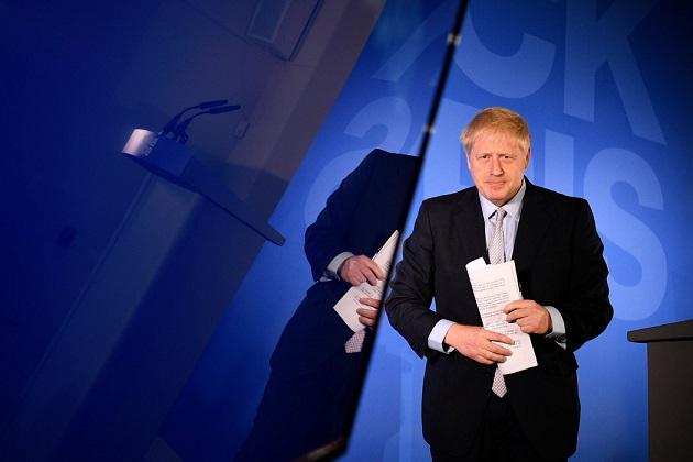 "Boris Johnson ""no descarta ninguna medida"" contra la Superliga europea"