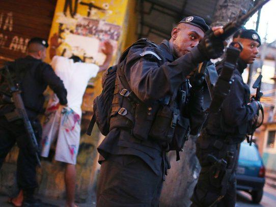 Opinión: La policía brasileña está fuera de control