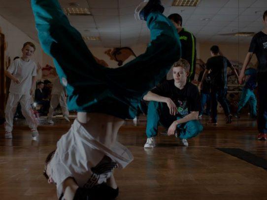 El 'break dancer' que sueña con el oro olímpico