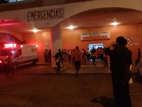 Menor y adulto mueren al ser heridos durante balacera en El Chorrillo