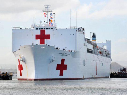 Buque hospital de EEUU irá a 11 países para mitigar impacto de crisis venezolana