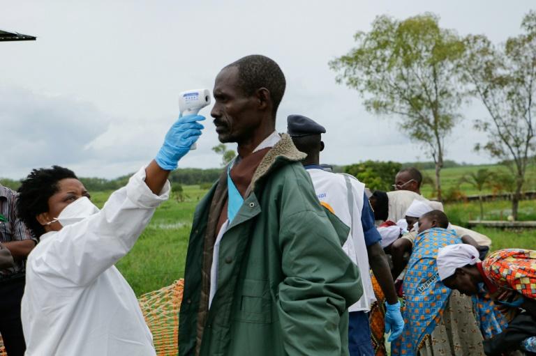 Seis países africanos registran oficialmente cero casos de coronavirus