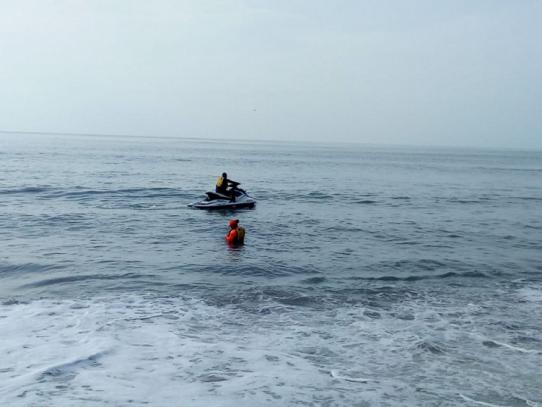 Continúa búsqueda de un hombre desaparecido en Panamá Oeste