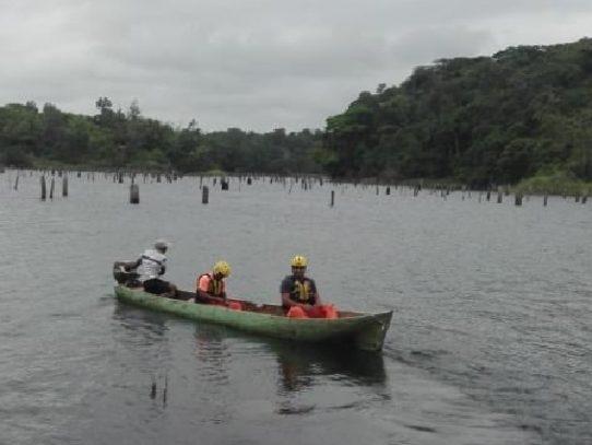 Encuentran un cuerpo en el Lago Gatún