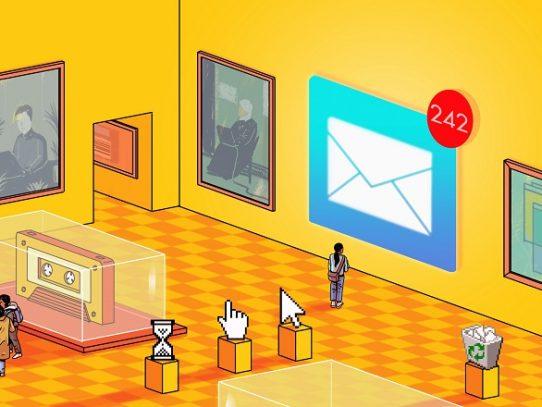 Abordando un problema irresoluble: el buzón de correo electrónico sin fin