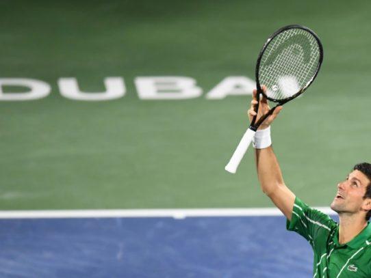 Federer, Nadal y Djokovic impulsan fondo para ayudar a tenistas en apuros