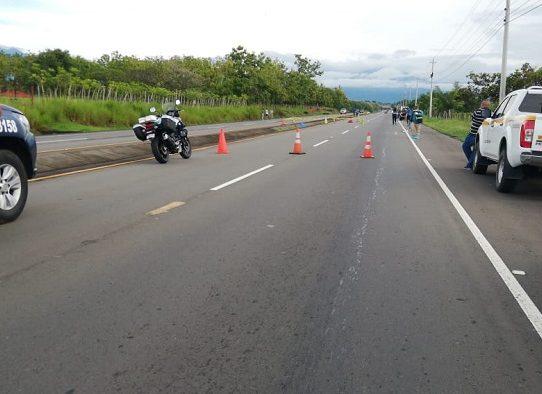 Dos víctimas fatales por hechos de tránsito en Chiriquí