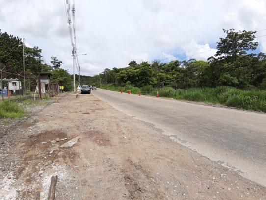 Encuentran cadáver en la entrada del vertedero de Cerro Patacón