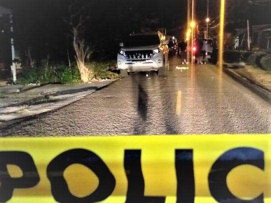 Noche del Lunes de Carnaval termina con tres asesinatos en Azuero