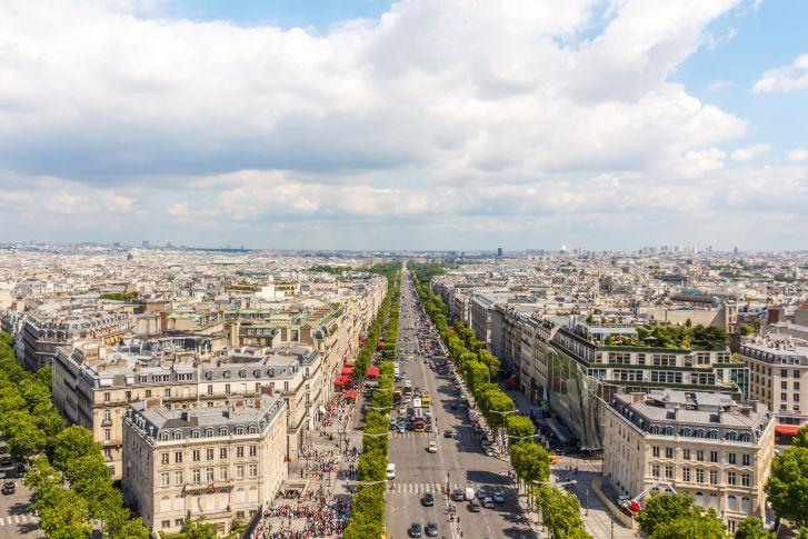 Los europeos respiran un mejor aire que hace diez años
