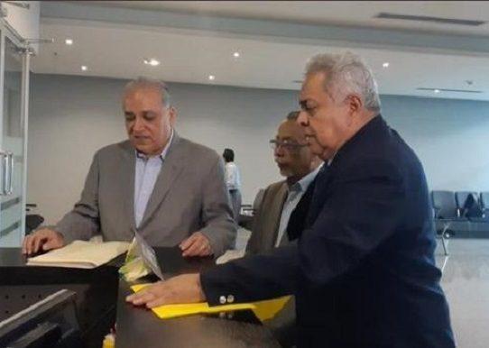 Camacho presenta denuncia contra el magistrado Harry Díaz