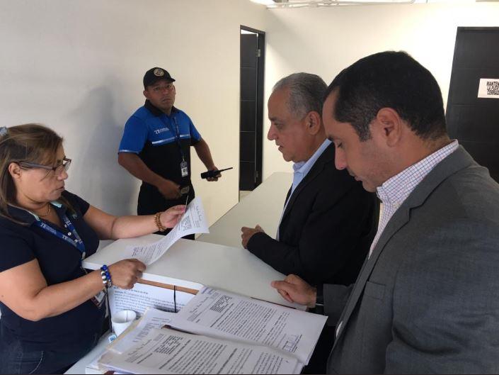 Camacho presenta impugnación a proclamación de Francisco Alemán