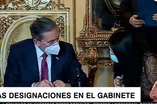 Cortizo cambia a las ministras de Salud, Vivienda y Desarrollo Social