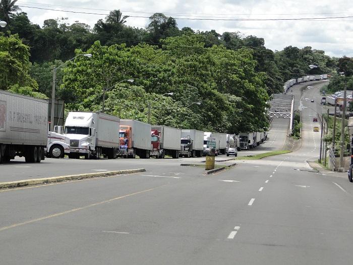 Aduanas divulga puntos acordados con Costa Rica para ingreso de transportistas