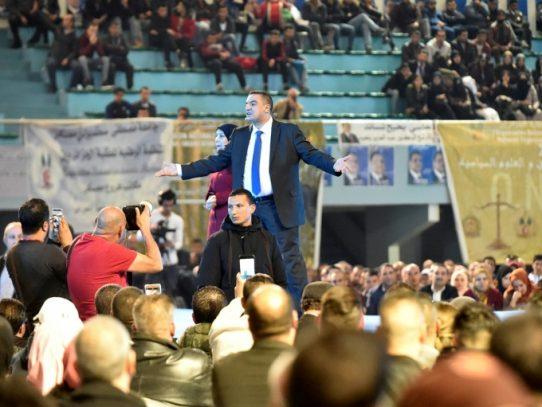 Cierra campaña electoral en Argelia en ambiente de fuerte rechazo a candidatos
