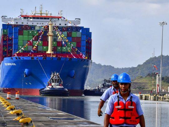 El Canal de Panamá fortalece operaciones logísticas
