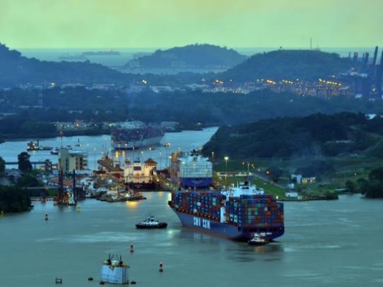 El Canal de Panamá, el faro de la economía panameña