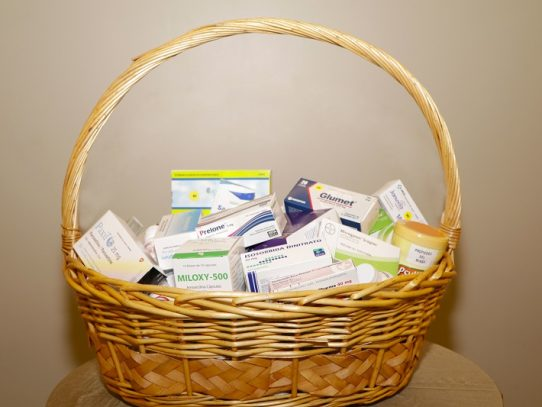 Incluyen 113 productos en la canasta básica de medicamentos