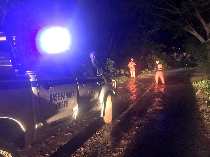 Aprueban respuesta inmediata por emergencia en Chiriquí, Coclé y Panamá Oeste