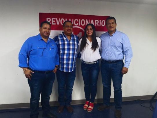 Marcos Castillero será postulado por bancada PRD para presidencia de la AN