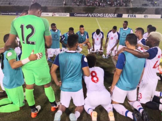 Panamá derrota a Bermudas 4 sobre 1 en su debut de la Liga de Naciones