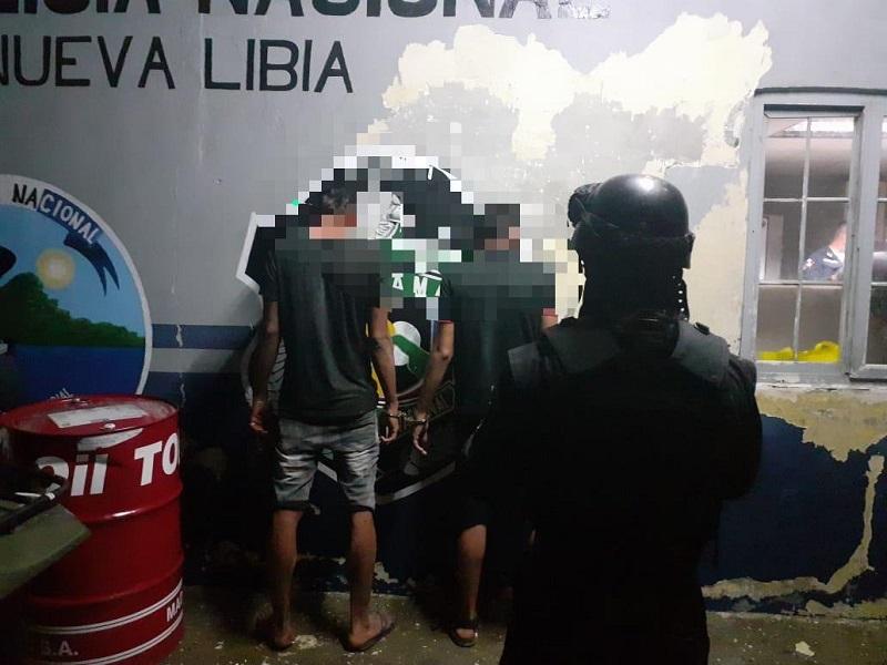 Unas 114 personas requeridas por las autoridades fueron capturadas