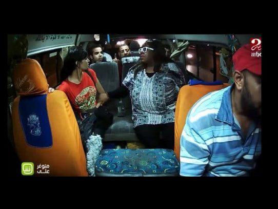 La práctica de pintarse la cara de negro en la comedia árabe genera críticas