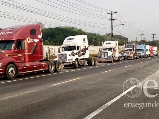 Transportistas de carga contenerizada piden ser atendidos por el presidente Cortizo