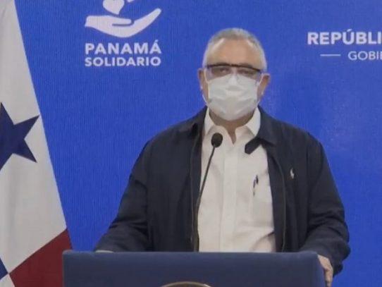 Viceministro García: Presidencia no hará más compras relacionadas con pandemia