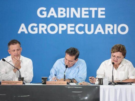 Cortizo firma resolución que reglamentan ley para importación de carne bovina