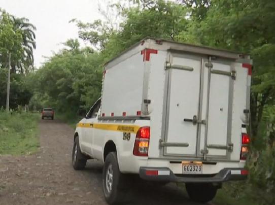 Encuentran un cadáver en el río Gariché en Chiriquí