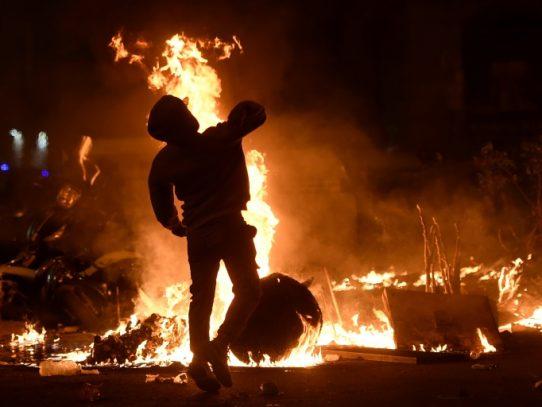 Cataluña se sosiega en la sexta jornada de protestas