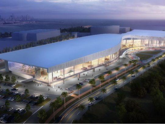 Aprueban traslado de partida por $5.3 millones para culminación del Centro de Convenciones de Amador