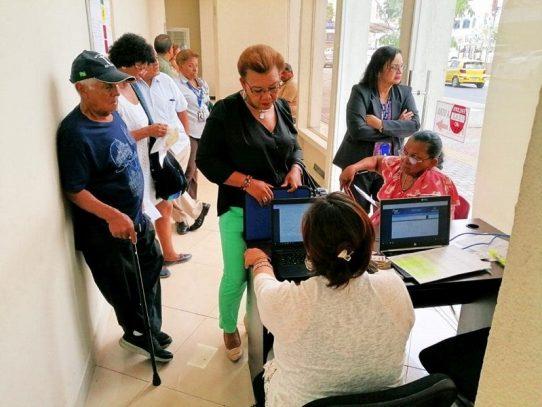 Reactivan la entrega de CEPADEM en Ciudad de Panamá