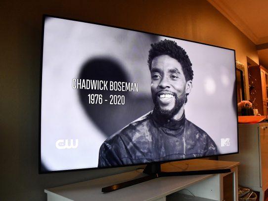 Es difícil lograr que la dignidad sea interesante, pero Chadwick Boseman supo hacerlo.