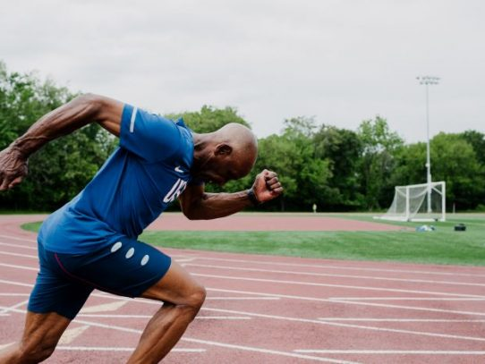 Charles Allie, el deportista de 71 años que corre más rápido que tú