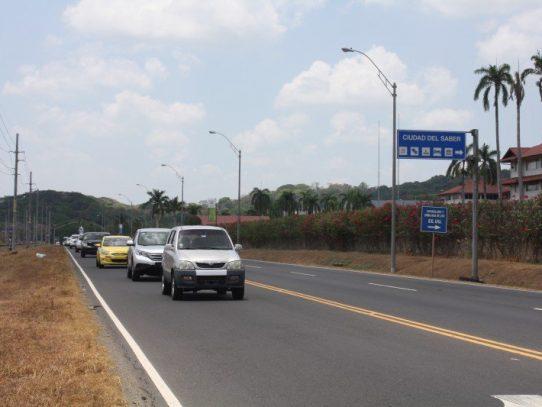 Inician medidas de mitigación ambiental en proyecto de la Carretera Omar Torrijos