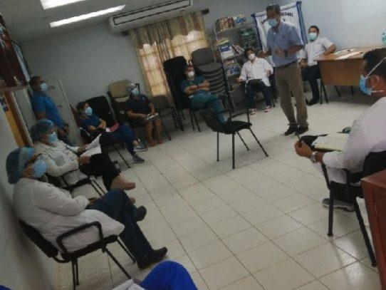 Consulta externa del hospital de Chepo se reanudará la próxima semana