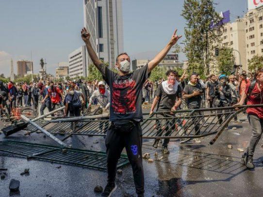 Amnistía Internacional analizará las denuncias de abusos policiales en crisis de Chile