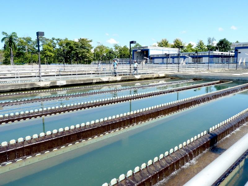 Baja presión de agua este sábado y domingo por trabajos en potabilizadora de Chilibre